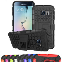 Heavy Duty Armor Shockproof Slim Case For Samsung Galaxy S3 S4 S5 S6 S7 edge A3 A5 A7 2016 J5 J7 J1 j3 Core Grand Prime Cover