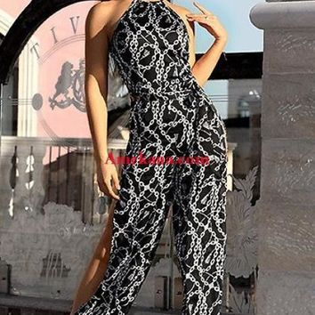 Brali Cut Out Jumpsuit(Ready To Ship)
