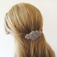 Wedding Rhinestone Hair Combs Accessories,  Bridal Hair Pieces hair pin Clips Fascinator, Hair Jewels Bridesmaid