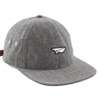 Classic Plane grey Polo 6Panel Hat - Shop | Benny Gold