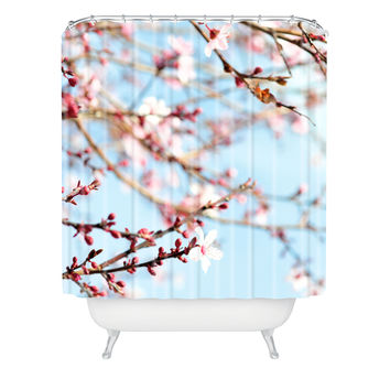 Lisa Argyropoulos Emerging Shower Curtain