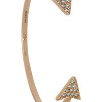 Anita Ko | Arrow 18-karat rose gold diamond bracelet | NET-A-PORTER.COM