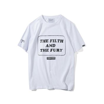 kuyou Neighborhood Filth & Fury T-Shirt
