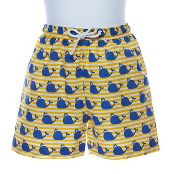 Three Sisters Boys Whale Swimsuit