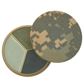 Rothco Digital Camo 3 Color Face Paint Compact