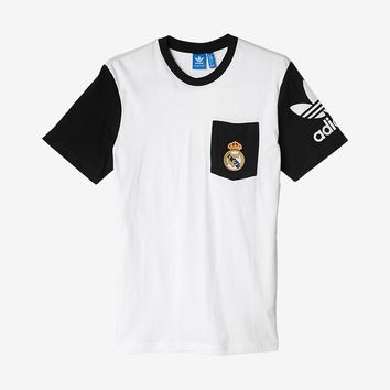 Real Madrid Pocket Tee