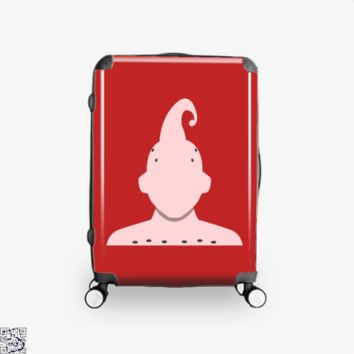 Kid Buu Vector, Dragon Ball (ドラゴンボール) Suitcase