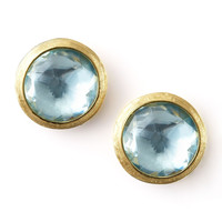 Jaipur Topaz Stud Earrings - Marco Bicego