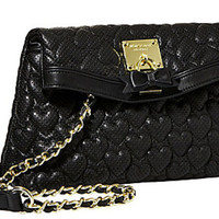 Betsey Johnson Always Be Mine Crossbody Bag