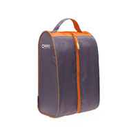 Orange/Gray CHOOCI Portable Practical Storage Bags Set for Traveling and Business Trip Luxury with Five Types Seven Separate Bags