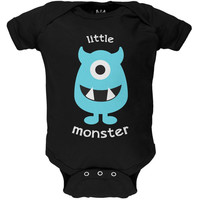 Halloween Little Monster 1 Baby One Piece