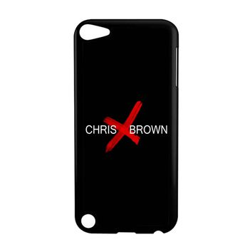 Chris Brown iPod Touch 5 Case