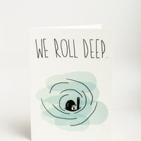 Roll Deep Card RALEIGH