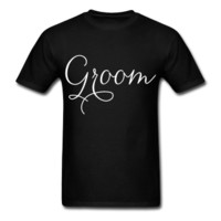 Groom, Bridal Shirt, Wedding Shirt, Unisex T-Shirt
