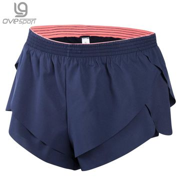 2017 Summer Causal Chiffon Loose Women's Shorts Fitness Sporting Quick Dry Shorts Sloid Elastic Female Casual Bottom Short Pants