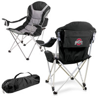 Reclining Camp Chair - Ohio State Buckeyes