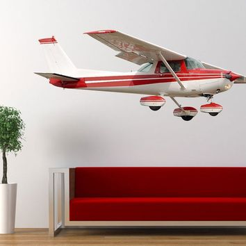 Cessna Airplane Wall Decals