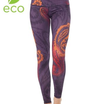 Ferocity Leggings Paisley