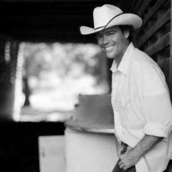 Clay Walker poster Metal Sign Wall Art 8in x 12in Black and White