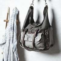 Free People Womens Reign Leather Bag