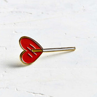Tuesday Bassen Heart Lolli Pin - Urban Outfitters