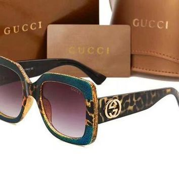 LMFON GUCCI Women Casual Sun Shades Eyeglasses Glasses