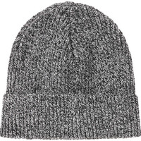 TOPSHOP Shorter Turn Up Beanie