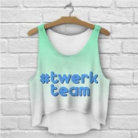 Twerk Team Tank Top