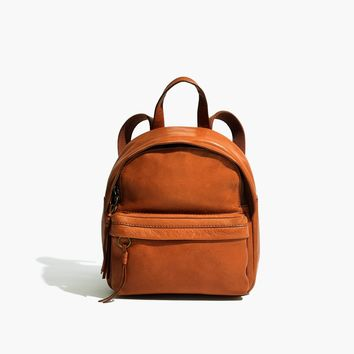 The Lorimer Mini Backpack : shopmadewell accessories | Madewell