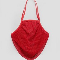 ASOS BEACH String Bag In Red at asos.com