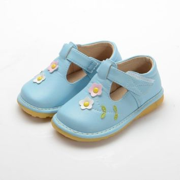 Arya baby Sneakers for children Beautiful flowers High Quality Handmade Exquisite leather shoes For Toddler Kids 1-3 Years
