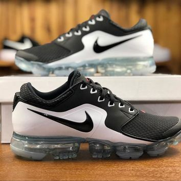 Nike Air VaporMax CS Black White | AH9046-003 Sport Running Shoes - Best Online Sale