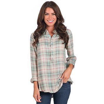 Taylor Tunic Popover in Birmingham by The Southern Shirt Co.