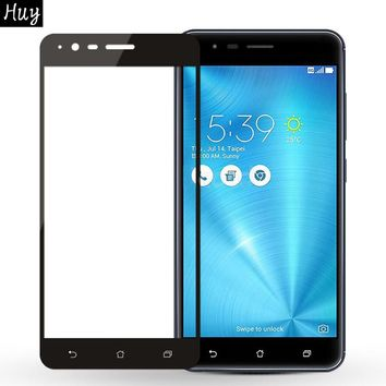 Glass For Asus Zenfone 2 Ze551ML Screen Protector Full Cover Tempered Glass For Asus Zenfone 2 Ze551ML Glass 5.5'' Phone Film
