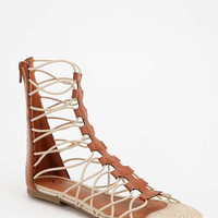 MIA Livi Tall Caged Sandal