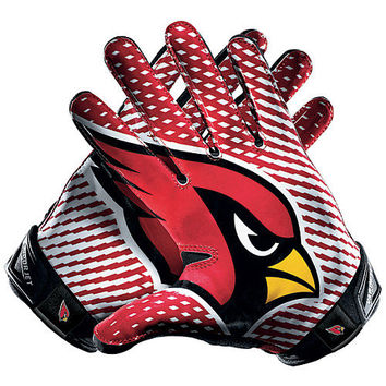 Men's Nike Arizona Cardinals Vapor Jet 2.0 Gloves