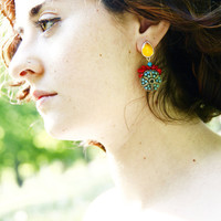 Bohemian Beauty by LakooDesigns on Etsy