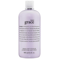 Philosophy Inner Grace Shampoo, Bath & Shower Gel (16 oz)