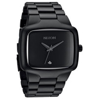 Nixon The Big Player Watch Matte Black One Size For Men 21257718201