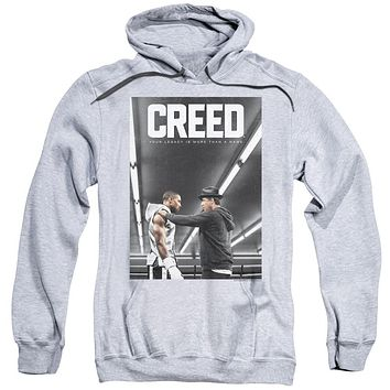 Rocky Creed Poster Adult Hoodie