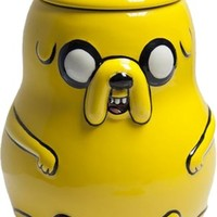 Adventure Time Jake Ceramic Cookie Jar