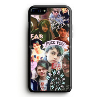 Michael Clifford Collage iPhone 7 Plus Case | aneend