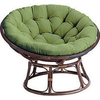 Pier 1 Imports > Catalog > Furniture > Pier1ToGo Product Details - Papasan Chair & Frame - Brown