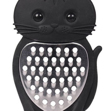 A Kitty in the Kitchen Black Cat Grater