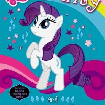 Rarity and the Curious Case of Charity (My Little Pony Chapter Books)
