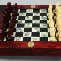 Imperial Chess Set - OrientalFurniture.com