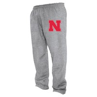 Nebraska Cornhuskers Fleece Lounge Pants