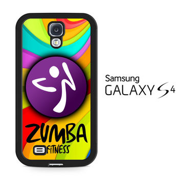Zumba Fitness Samsung Galaxy S4 Case