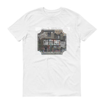 7ondon Ghetto Pass T-Shirt