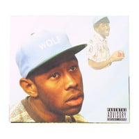 Tyler The Creator WOLF CD at Zumiez : PDP